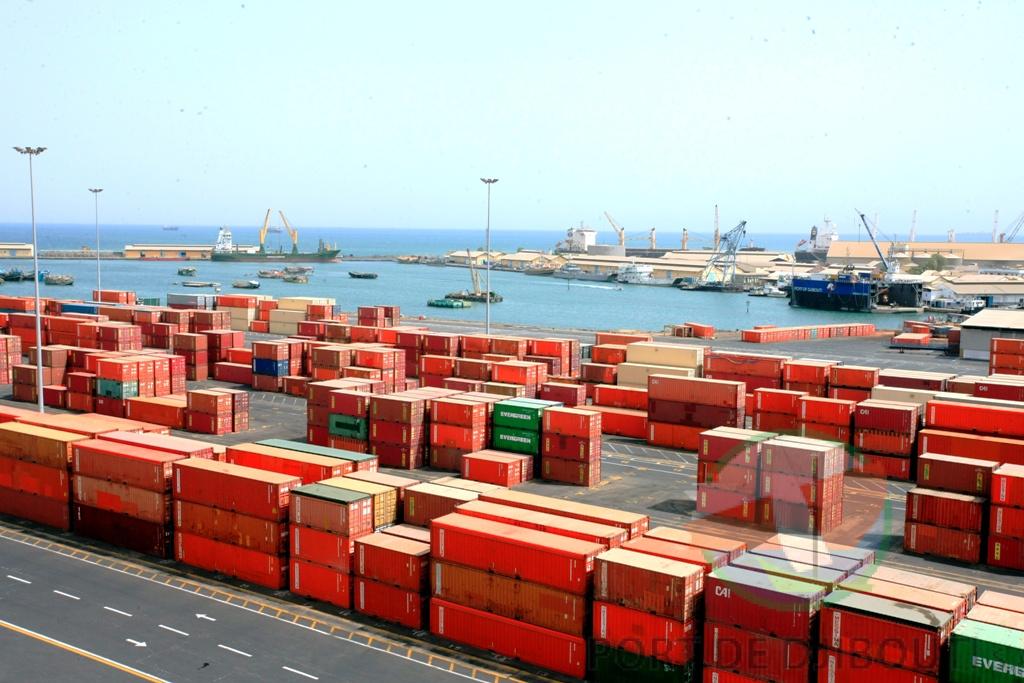 Terminal-à-Conteneur container view
