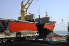 Cargo on duty